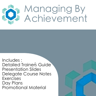 Delivery of Managing by Achievement at your Location